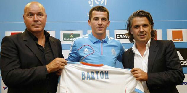 Barton hazır değil