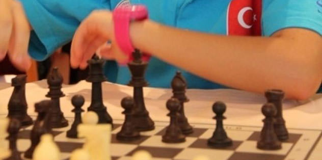 Ankara'da satranç heyecanı
