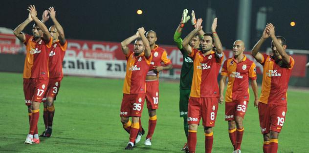 Galatasaray'ın Avrupa'da 238. sınavı