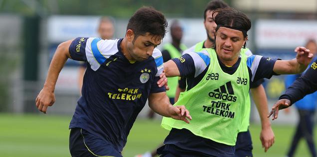 Fenerbahçe, Marsilya'ya bileniyor