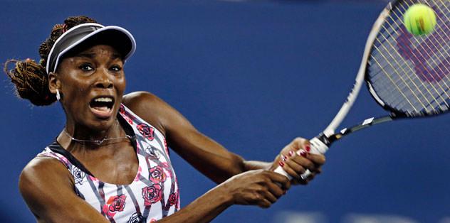 Venus Williams ilk kez Hopman Kupası'nda