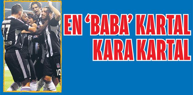 En 'baba' Kartal Kara Kartal