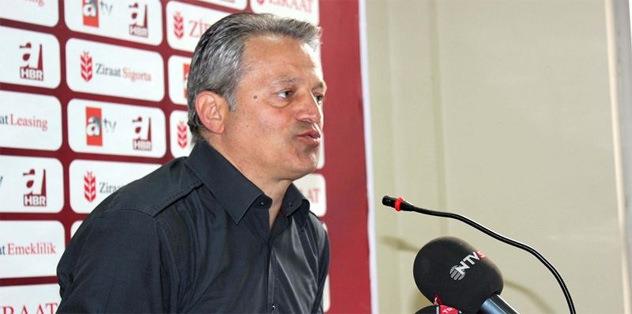 Şanlıurfaspor'un yeni hocası Bahri Kaya