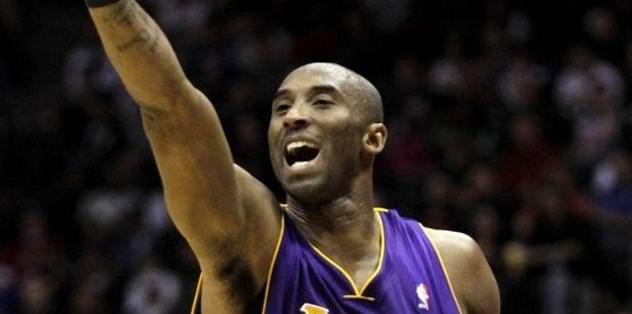 Kobe Bryant İstanbul'da
