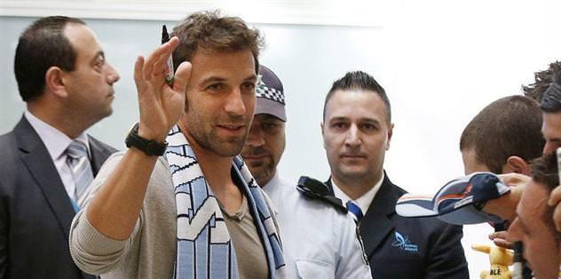 Del Piero bereketi!
