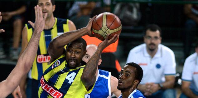 Fenerbahçe Ülker 2'nci oldu