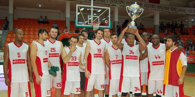 Galatasaray MP şampiyon: 79-73