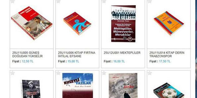 Trabzon kitapları  TS Club'da