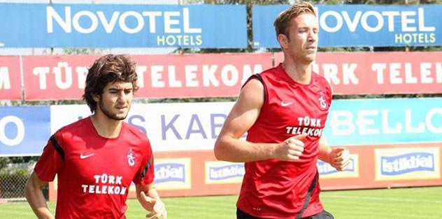 Marc Janko yine kulübede başlayacak