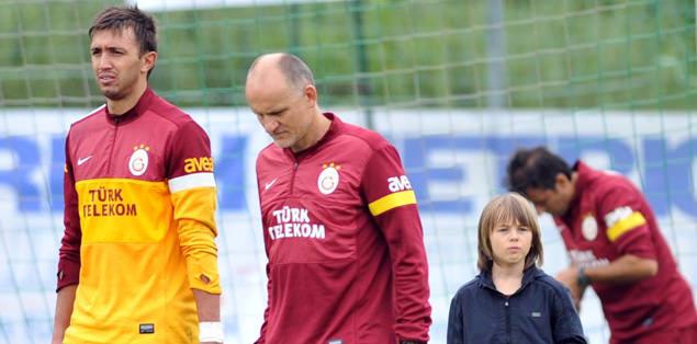 Galatasaray'da izin sona erdi