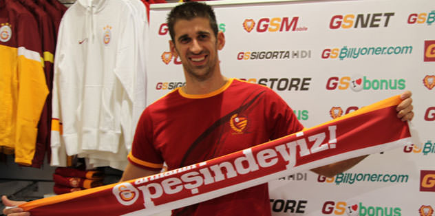 Fenerbahçe'den Galatasaray'a geçti