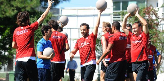 Trabzonspor'da Mersin hazırlıkları