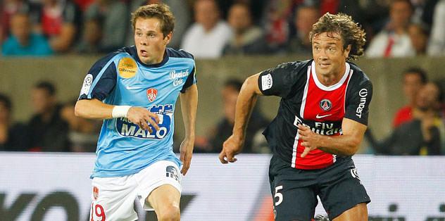 Lugano ocakta PSG'den ayrılıyor