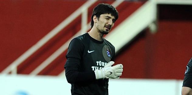 Trabzonspor kaptanlardan yana şanssız
