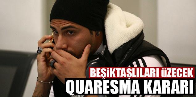 Beşiktaşlıları üzecek Q7 kararı
