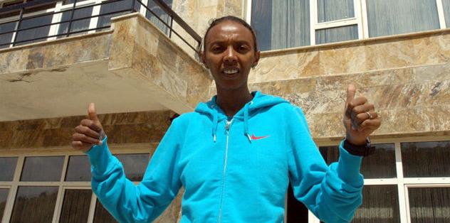 Elvan Yarı Maraton Dünya Şampiyonası'nda koşacak