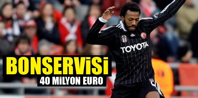 Bonservisi 40 milyon €