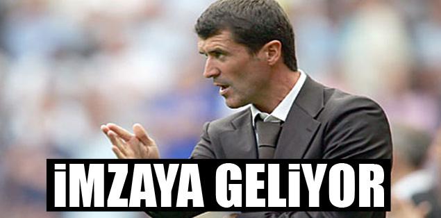 Keane imzaya geliyor
