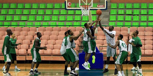 Celtics Fenerbahçe'ye hazırlanıyor
