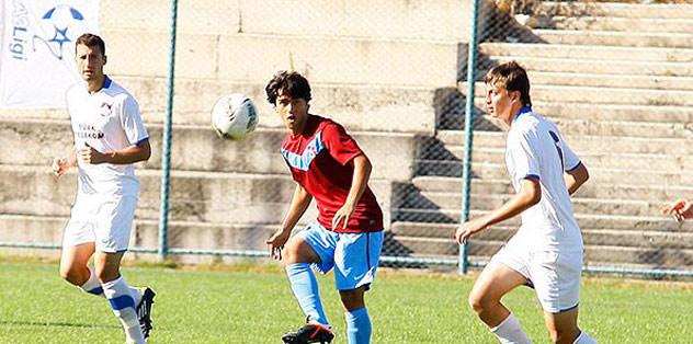 A2 takımı Sivasspor'u 2-0 yendi