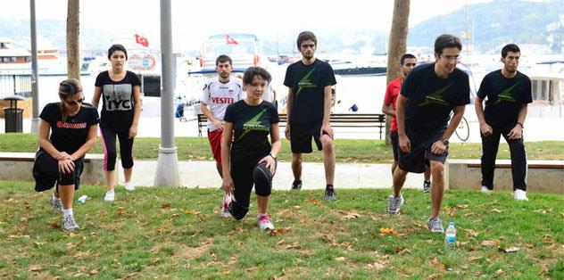 Run İstanbul koşusu 7 Ekim'de yapılacak