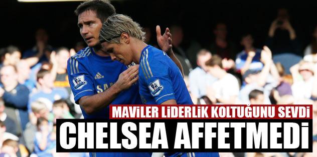 Chelsea geriden geldi