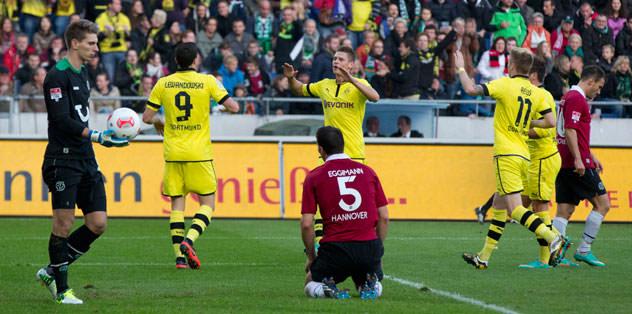 Bundesliga'da yedinci haftanın ardından...