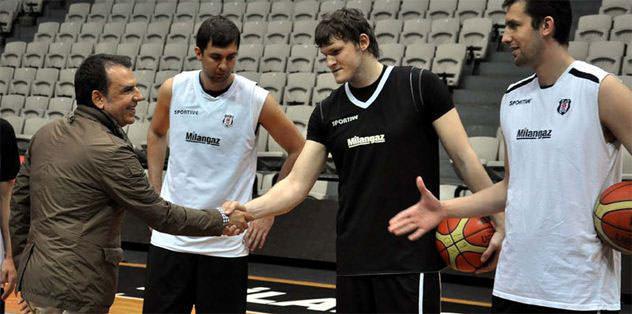 Partizan'ı geçeceğiz