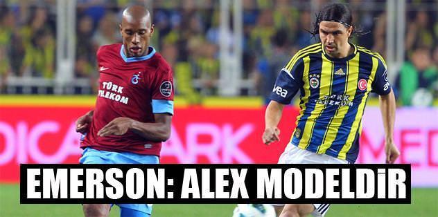 Emerson: Alex modeldir