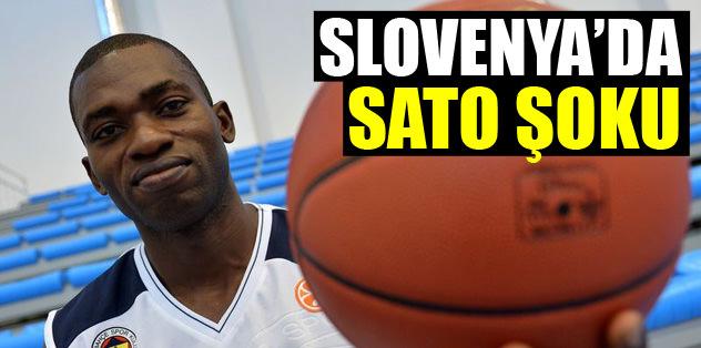 Slovenya'da Sato şoku!