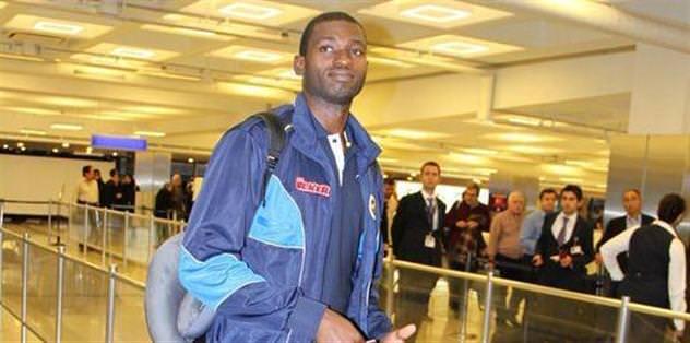 Romain Sato İstanbul'a döndü!