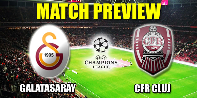 Match Preview: Galatasaray vs. Cluj