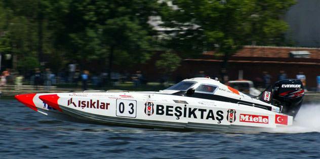 Offshore takımı dünya 2.'si