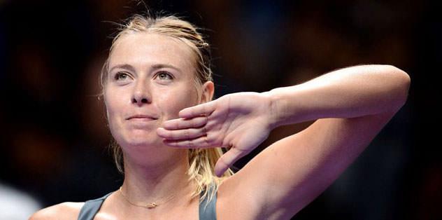 Sharapova zorlanmadı