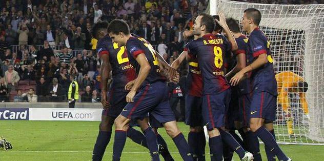 Barça'dan büyük jest