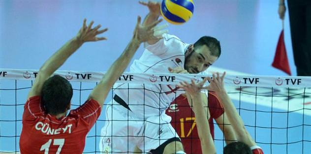 Galatasaray: 3 - Ziraat Bankas�: 0