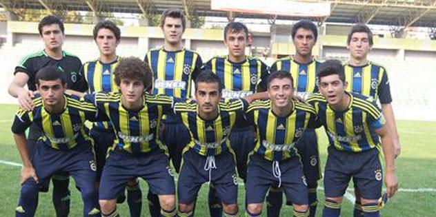 A2 takımı Göztepe'ye mağlup