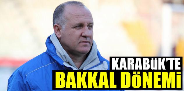 Karabükspor, Mesut Bakkal'la anlaştı