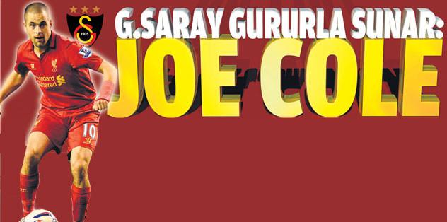 Joe Cole bombası