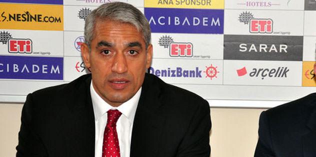 Göztepe'de başkan takımına inanıyor