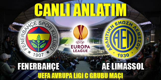 Fenerbahçe - AE Limassol