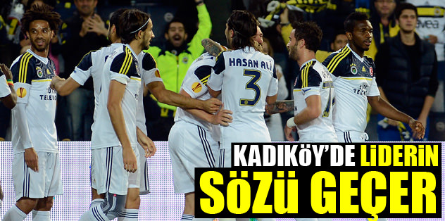 Kadıköy'de liderin sözü geçer