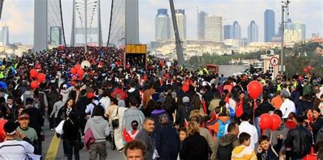 Maratondan üzücü bir haber