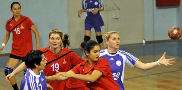 İzmir BŞB'nin rakibi Leverkusen