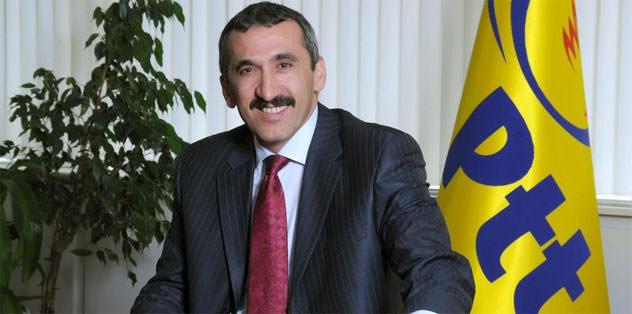 """""""PTT Genel Müdürü olduğum için seçilmedim"""""""