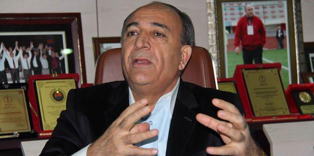 Mersin'de hakem isyanı