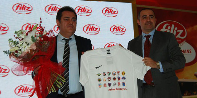 Kulüpler Birliği'ne makarna sponsoru
