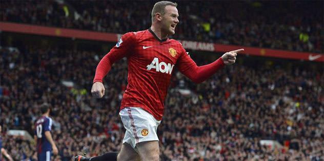 Rooney Arena'da forma giyecek mi?