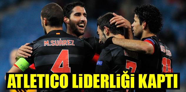 A. Madrid liderliği kaptı