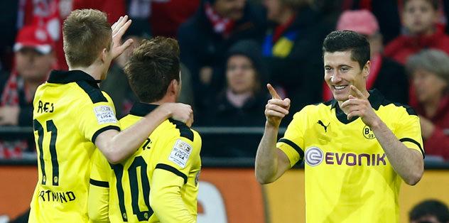 B. Dortmund takibi sürdürüyor